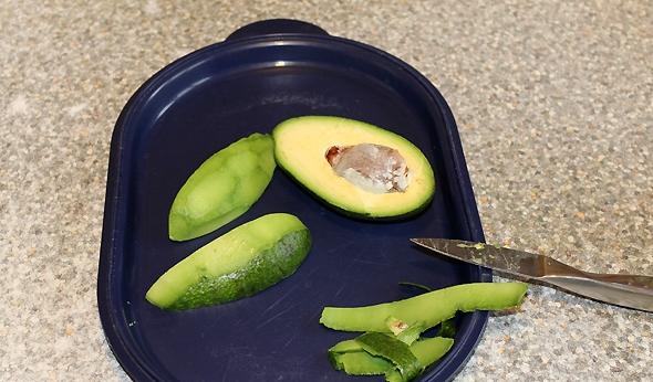 Способы и общие принципы приготовления салата с авокадо