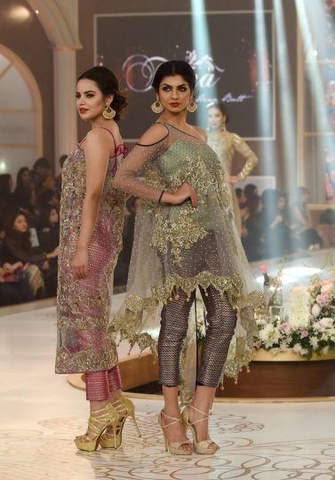 В Пакистане прошла Неделя свадебной моды