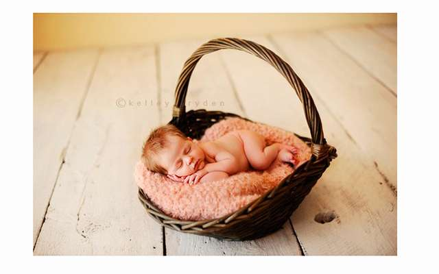 Спящие младенцы от Tracy Raver и Kelley Ryden