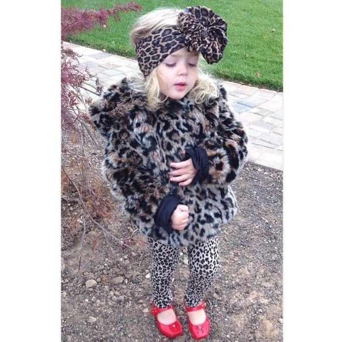 Малышка Дейзи Лу – 2-х летний модный блоггер