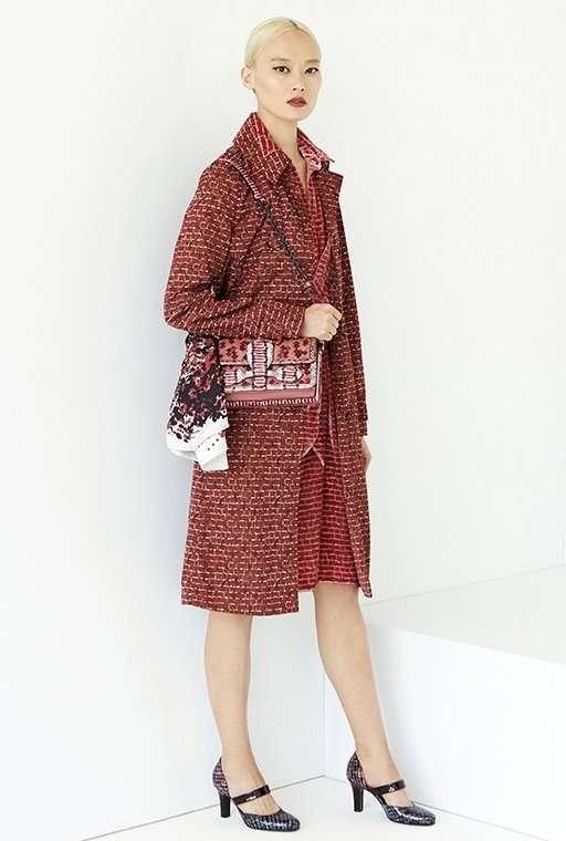 Круизная коллекция Bottega Veneta, 2017