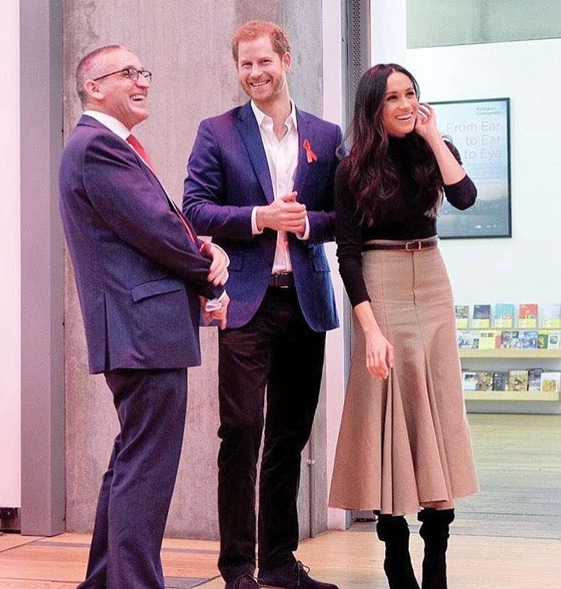 «Гарри стал лучше выглядеть»: в сети обсуждают выход принца и Меган Маркл