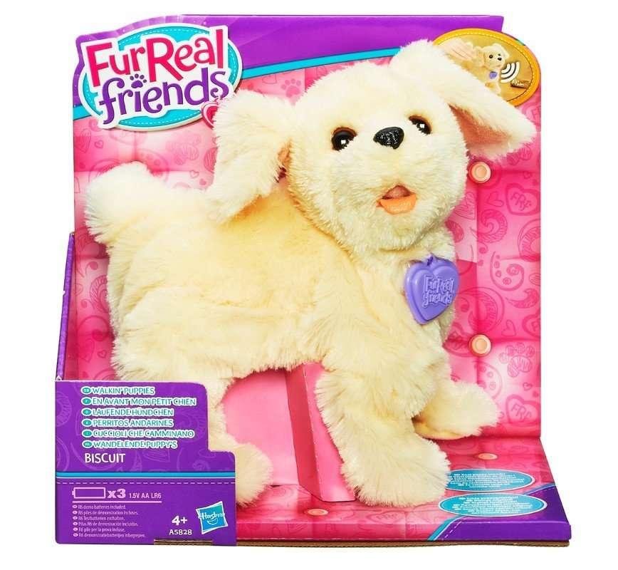 Выиграйте игрушки-зверята Fur Real Friends от Hasbro