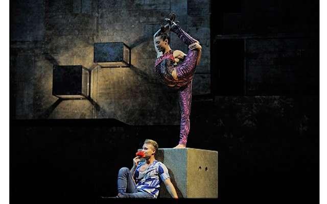Cirque du Soleil представляет шоу iD от Cirque Eloize
