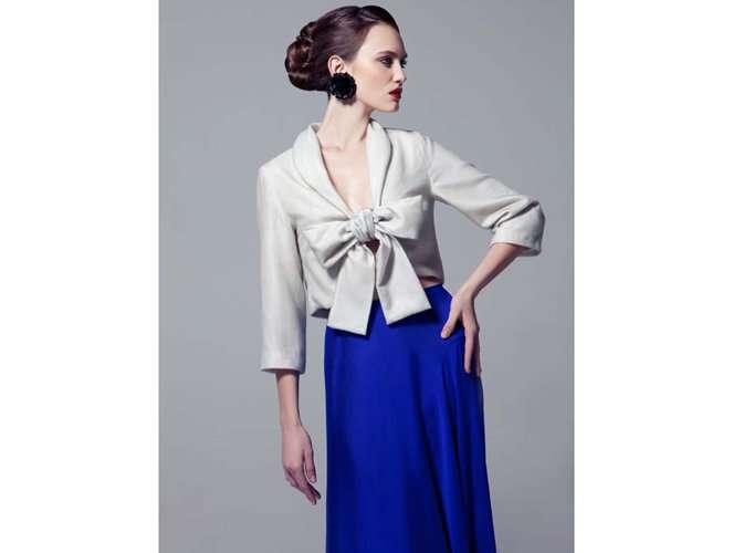 Новые коллекции российских дизайнеров S/S'2012