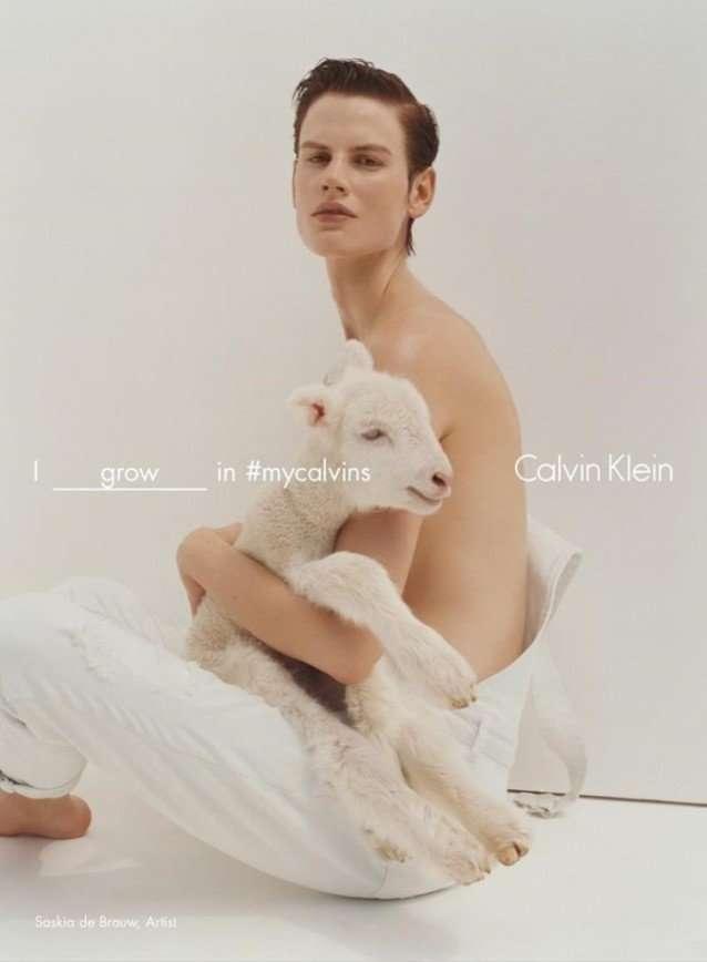 Calvin Klein опубликовал провокационную рекламную кампанию