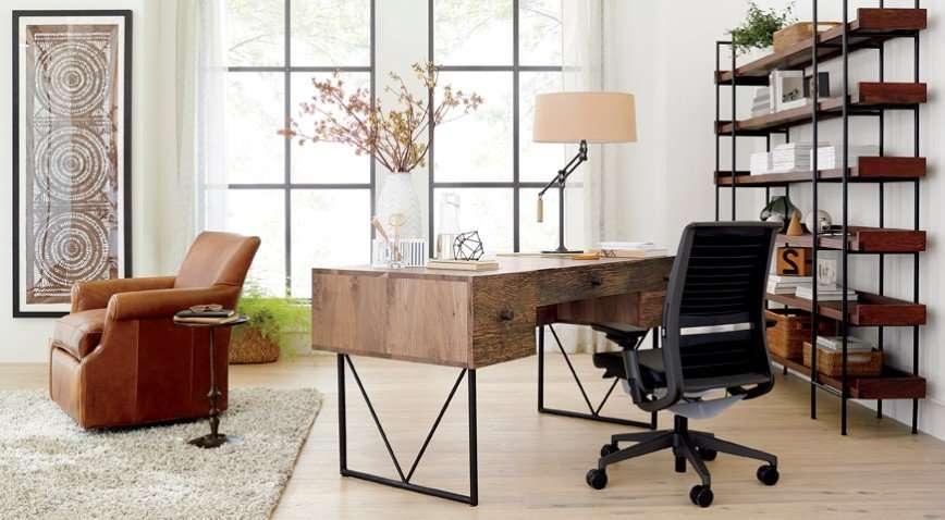 Интерьер бизнес-леди: как организовать рабочее место дома?