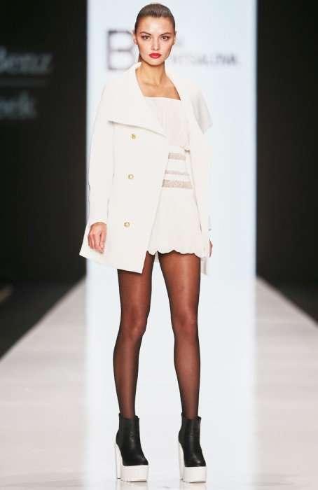 Mercedes-Benz Fashion Week Russia // Показ Elena Bryntsalova