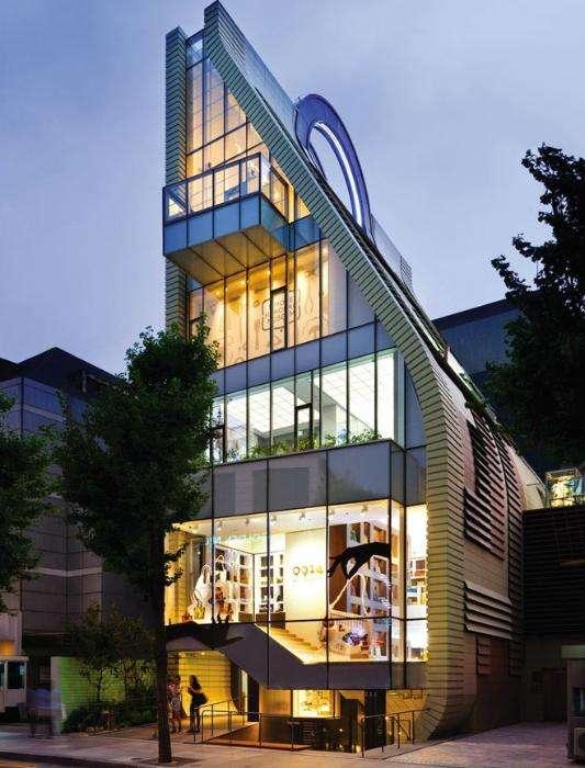 Любимое место корейских модниц - музей сумок