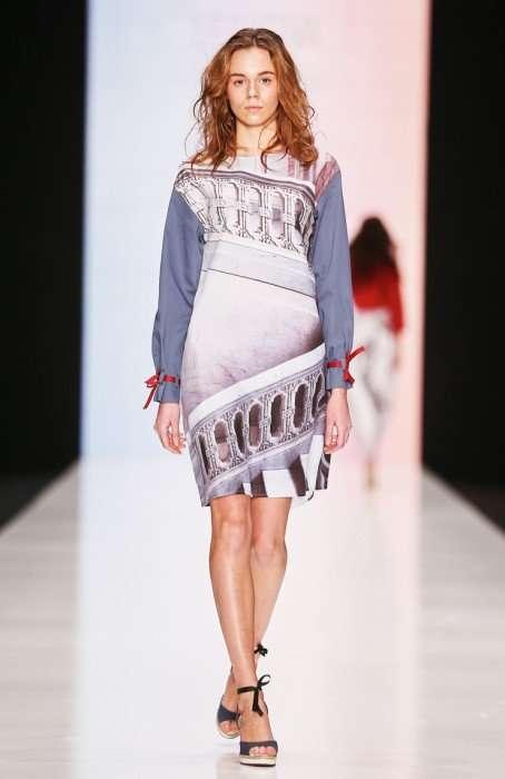 Mercedes-Benz Fashion Week Russia // Показ NATAII LESKOVA