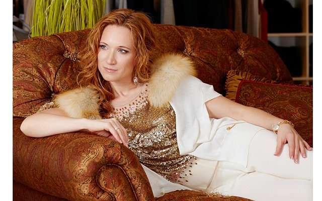 Мария Киселева: «Новый год у нас - семейный праздник»