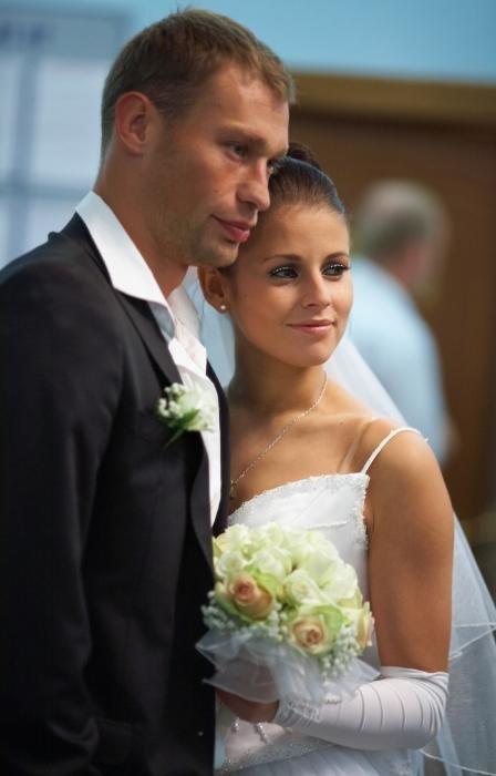 Ольга Березуцкая: «Я знала, что выйду замуж за спортсмена»