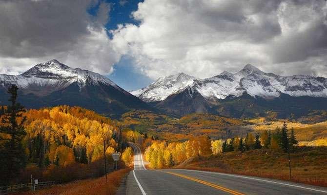 Осень невероятно прекрасна