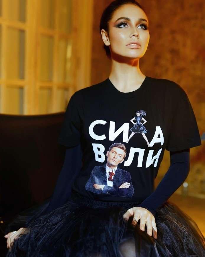 Ляйсан Утяшева стала лицом модного бренда городской одежды BAON