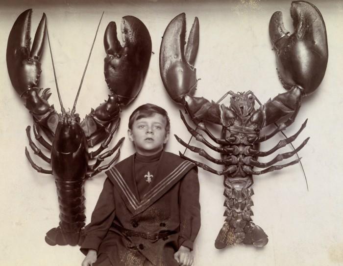 10 исторических фотографий, разрушающих стереотипы о размерах привычных вещей