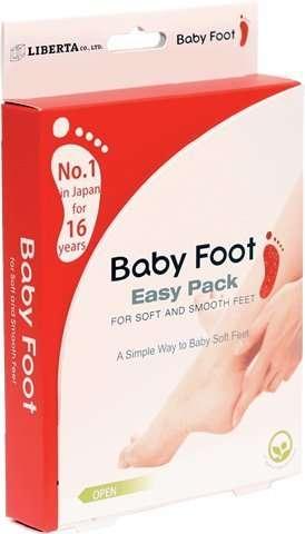 Носочки Baby Foot, или позвольте вашу ножку