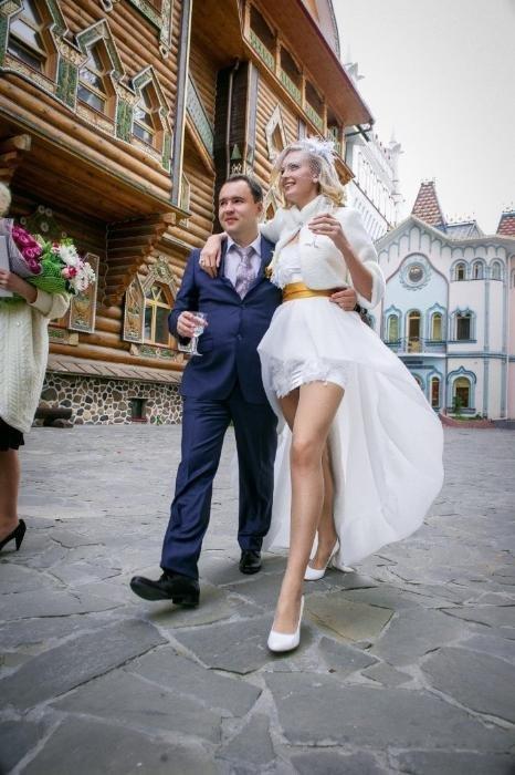 Свадебный образ глазами еварушниц