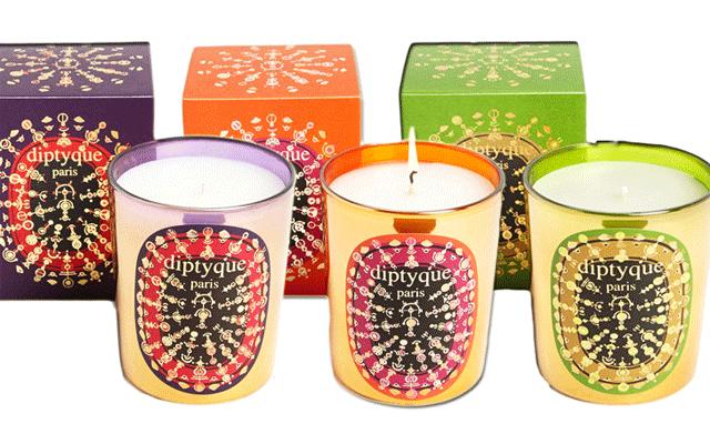 Рождественские свечи Diptyque
