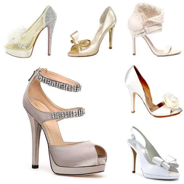 87ba3bcef324b5 Самі розкішні весільні туфлі на фото - Vitalira